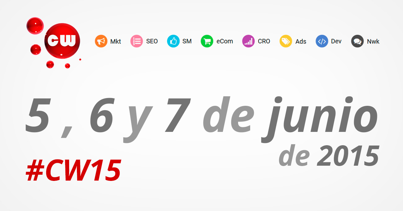 Congreso Web 2015