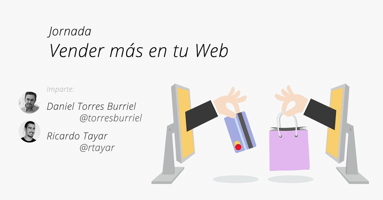 Jornada Vender más en tu Web