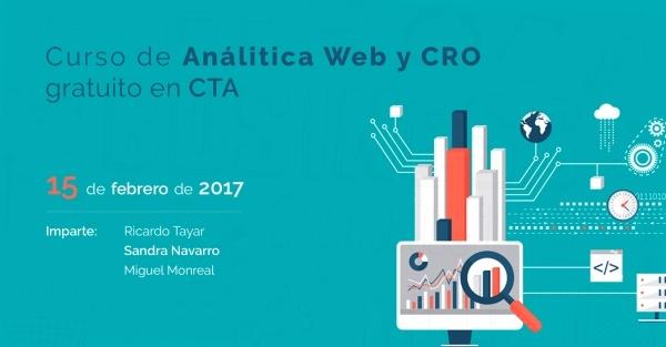 Curso Gratis de Analitica Web y CRO