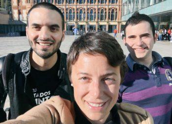 Zaragozanos en la wordcamp de Barcelona 2016